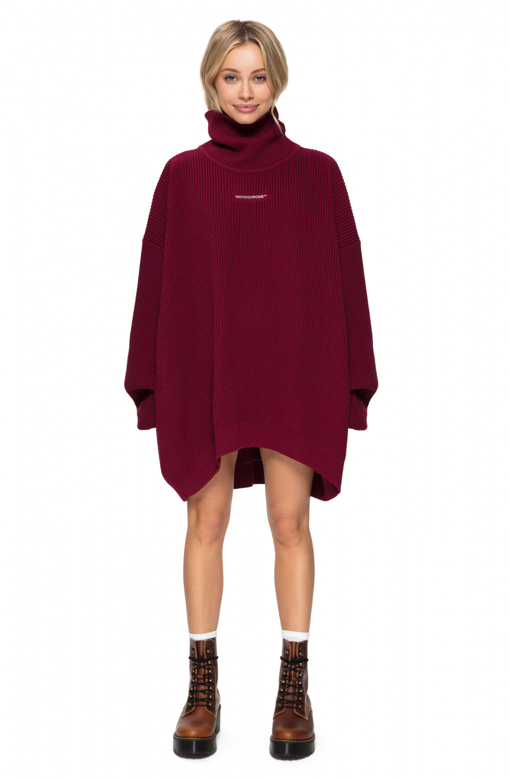 SWEATER SOFT WINE