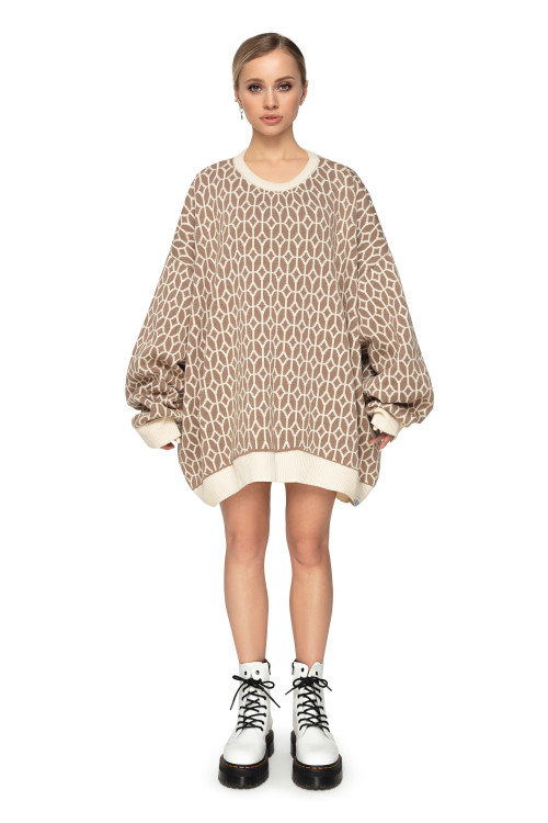 SWEATER PATTERN NUDE