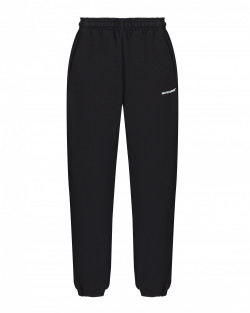 PANTS BLACK FLEECE
