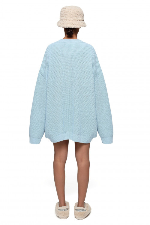 SWEATER SOFT BLUE